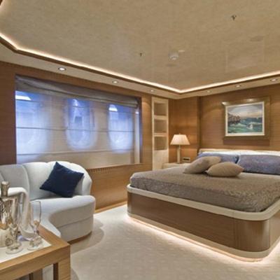 O'Neiro Yacht Double Stateroom