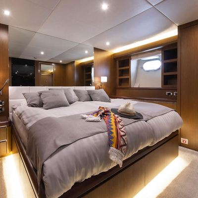 Princess Lona Yacht