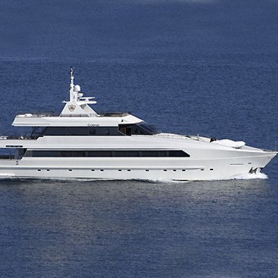 Corvus Yacht Profile