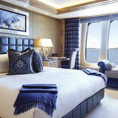 Solandge Yacht Guest Suite