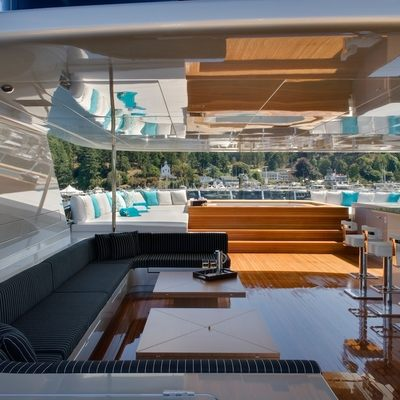 Odessa Yacht Sundeck - Seating