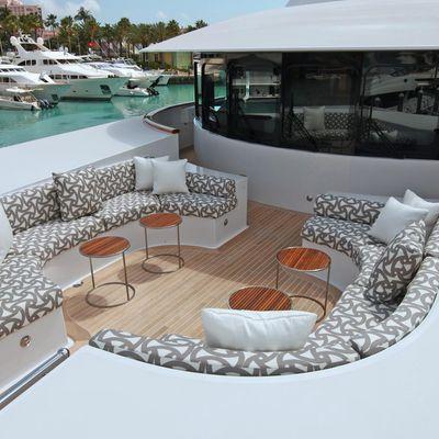 Carpe Diem Yacht Portuguese Bridge Seating