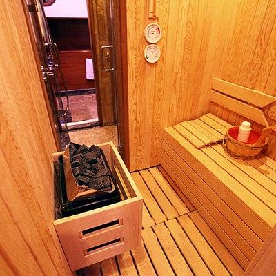 Carpe Diem IV Yacht VIP Sauna