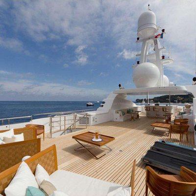 Hanikon Yacht Sundeck Seating