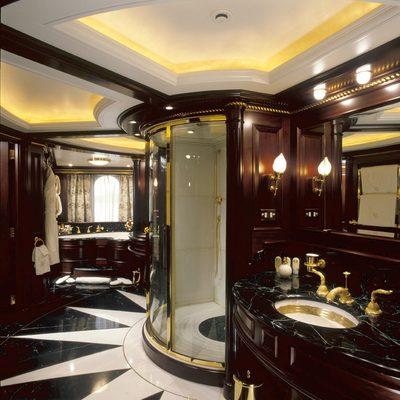 Freedom Yacht VIP Bathroom