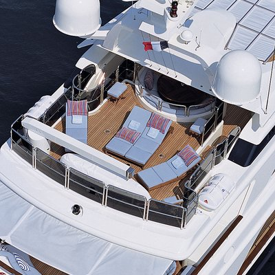 Jo Yacht Sundeck