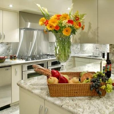 Top Five Yacht Galley