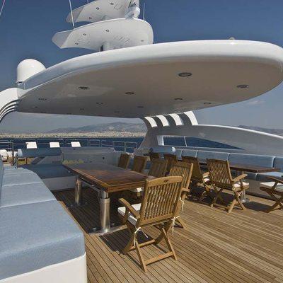 O'Neiro Yacht Sundeck - Cover