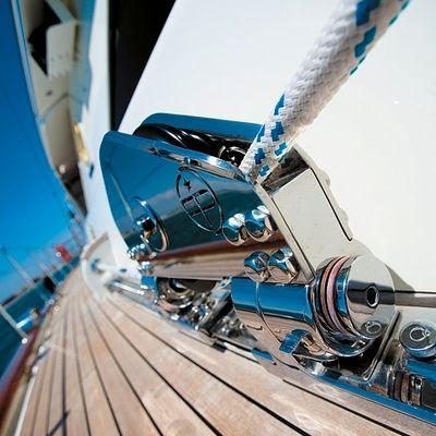 Heritage Yacht Detail - Deck