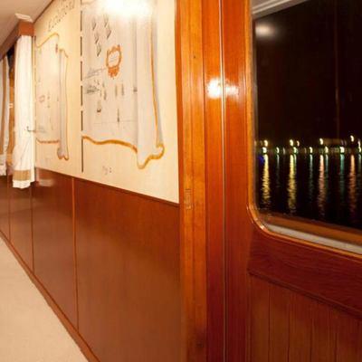 Secret Life Yacht