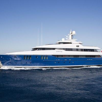 Sarah Yacht Exterior Shot