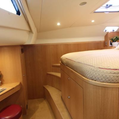 Curanta Cridhe Yacht