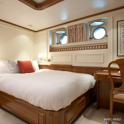 Seawolf Yacht Guest Stateroom