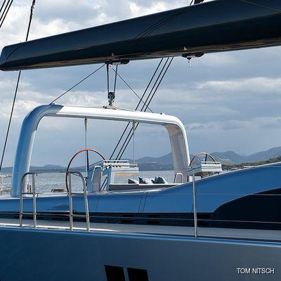 Sharlou Yacht Deck - Detail