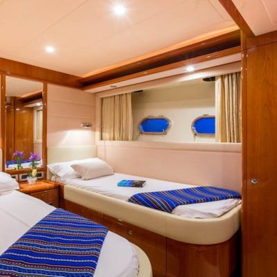 Monticello II Yacht
