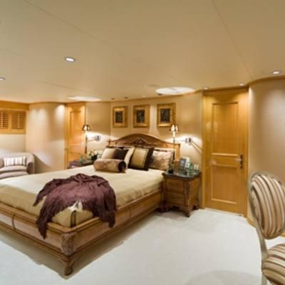 Sojourn Yacht Master Stateroom
