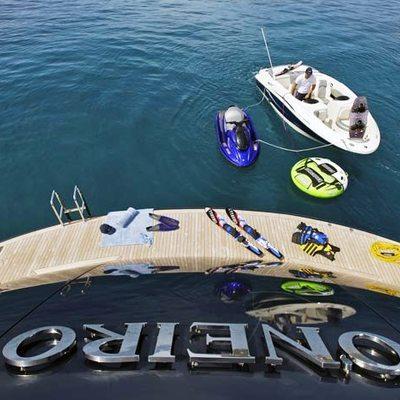 O'Neiro Yacht Swim Platform