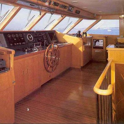 Lady Rose Yacht Bridge