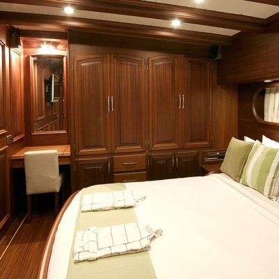 Caner IV Yacht
