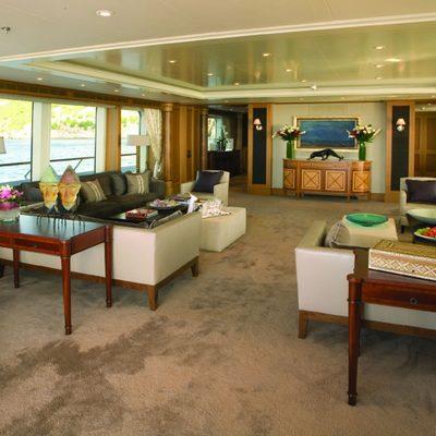 Utopia Yacht Main Salon