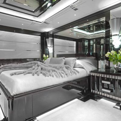 Silver Angel Yacht Guest Stateroom - Overview