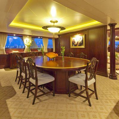 Legend Yacht Dining Salon