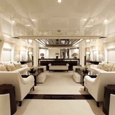 Vera Yacht Saloon Overview