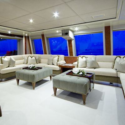 Silver Dream Yacht Skylounge