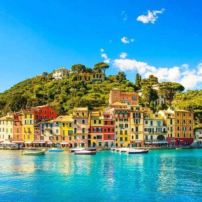 Luxury awaits in Portofino