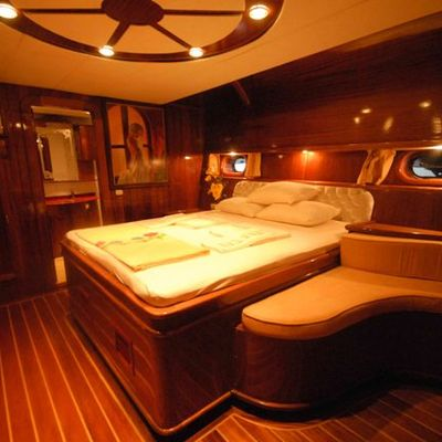 Esma Sultan Yacht Guest Stateroom - Seating