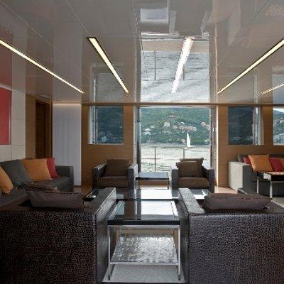 4A Yacht Saloon - Aft