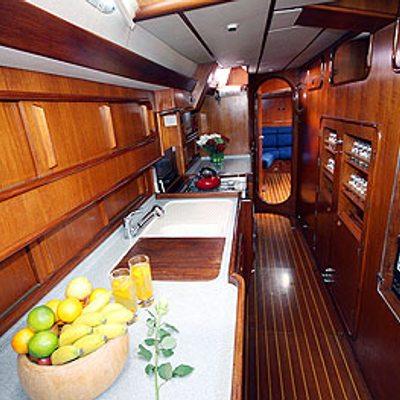 Ocean Indies II Yacht