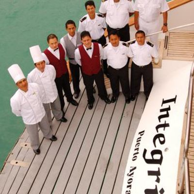 Integrity Yacht Crew