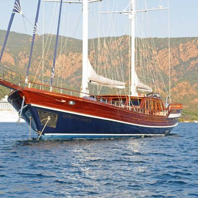 Queen of Datca Yacht Overview