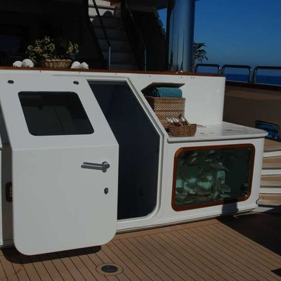 Forty Love Yacht Deck