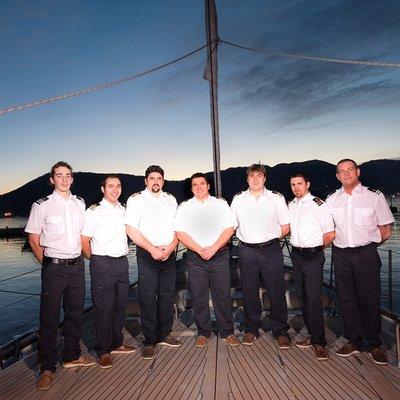Heritage Yacht Crew