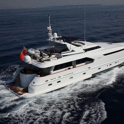 Xanadu of London Yacht