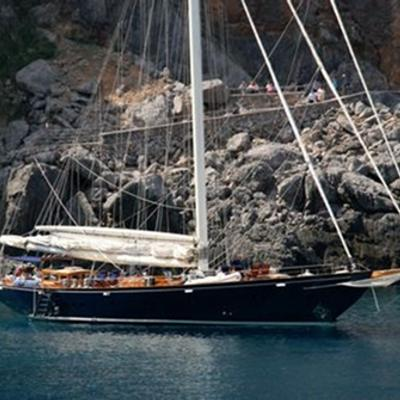 Alexa of London Yacht Profile