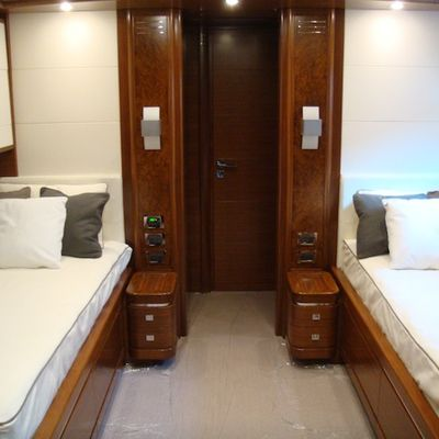 Libertas Yacht Second Twin Stateroom