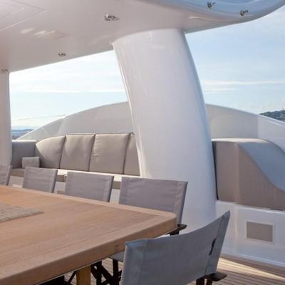 Spirit Yacht Exterior Seating