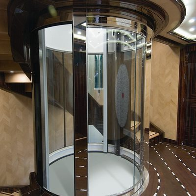 Alfa Nero Yacht Elevator