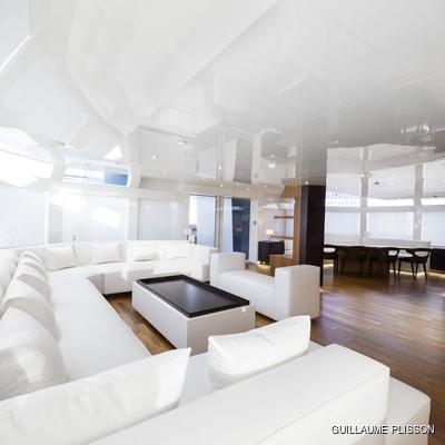 Enigma XK Yacht Glasshouse