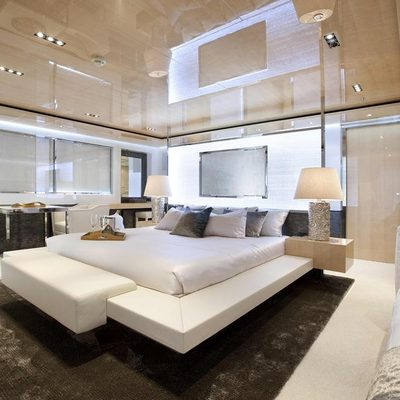 La Pellegrina I Yacht Master Stateroom