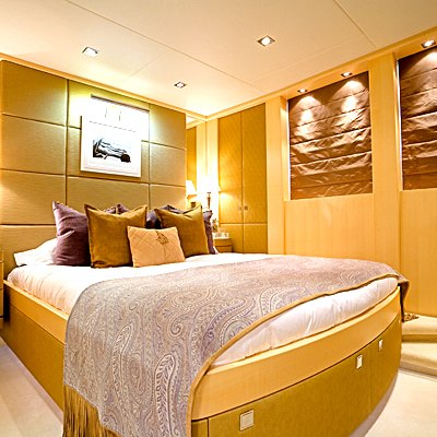 G Force Yacht Guest Stateroom