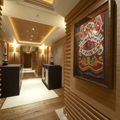 Naia Yacht Lobby - Artwork