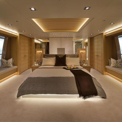 Big Fish Yacht Master Stateroom - Overview