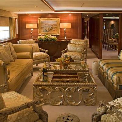 Sea Dream Yacht Main Salon