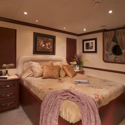 Stargazer Yacht Guest Stateroom