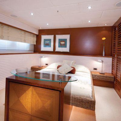 Northlander Yacht Guest Stateroom