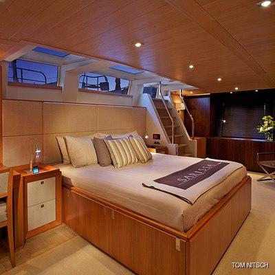 Sharlou Yacht Master Stateroom
